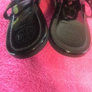 Tory Burch Shoes - Authentic Tory Burch Miller sandals size 11